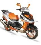 150CC EPA&DOT Gas Scooter MD150T-6(B)