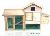 wooden chicken cage hl-J-005 wooden chicken breeding coop cage