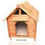 wooden dog cage hl-g-003 modular dog cage