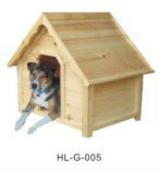 wooden dog house hl-g-005 folding dog house