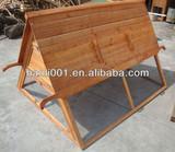 Waterproof Wooden Chicken Coop and Run