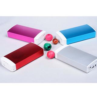 Mobile power Bluetooth speaker / stereo speaker portable mini speaker fashion sports audio