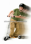 100% aluminum children scooter,kick scooter,foot scooter,foldable scooter,2 wheel folding scooter