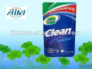 Multifunctional liquid detergent