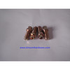 double head hex bolts with drilled holes-for  floor mat of treadmill_