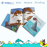 2014 hot sale children colorful story book