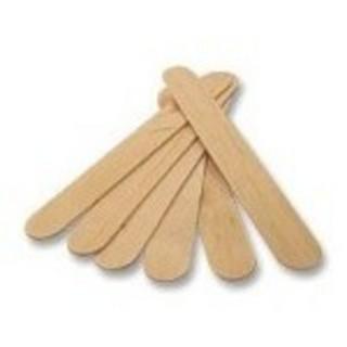 wooden tongue depressor