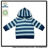 Bestgo 100% organic cotton baby hood t-shirt
