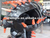 Chinese cutter head suction dredger