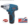 12V Lithium Battery Cordless Impact Screwdriver/Cordless DRIVER/DRILL