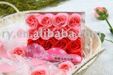 9 psc Flower Soaps good for gifts