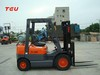 2t gasoline and LPG forklift