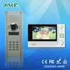 Video 7 Inch video Door Phone System for Apartment, Max support 9999 h