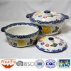 tableware hand painting dish 4pcs