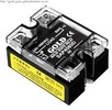 AC Soild State Relay with Double LED Indicator,Omron SSR Relay