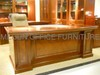 Office furniture Panel furniture Office table Wooden manager desk