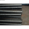 Stainless steel heat exchanger tube fin