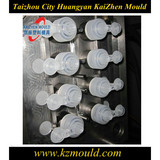 Household plastic laundry liquid cap injection mould