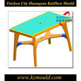 Customized design for plastic center table mould,injection table mould