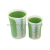 silicone measuring cup embeded nylon  ZR-J007B
