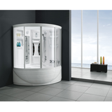Monalisa Steam Shower Room with Bathtub