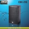 97 db pro audio speaker-CBX-210