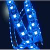 12V Waterproof  Light RGB LED SMD 5050 Flexible RGB LED Rope Light