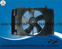 auto fan for NISSAN TIDA&COOLING SYSTEM&OEM#21481-ED50C-A128