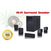 Profession Digital 5.1 Home Audio Speaker Surround Sound Passive Hifi