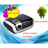 Projector 4000 lumens Android DLP portable LED Mini for home cinema