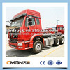 Hot Sale 6*4 Tractor Truck in China