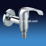 Wall mounted cold faucet with zinc alloy handle ,good quality