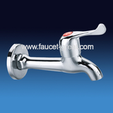 Wash machine tap and faucet with good chrome ,H58 brass