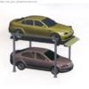 PJS Two Floors Mini Lifting Mechanical Parking System