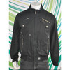 Cotton Jacket with Enzyme Wash