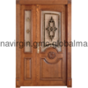 solid wood glass door with high quality ,entrance door,inner doors