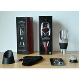 Hot Selling Wine Aerator Decanter With Bag