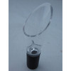 Quality Wine Aerating Pourer with spiral structure