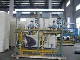 carbon steel valve station pressure vessel