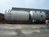 Hydrogen peroxide project pressure vessel