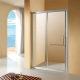 High Quality 6mm Tempered Glass Sliding Shower Door