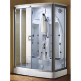 CE Certified Steam Shower Unit for Two Persons