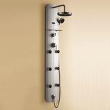 Best Selling Model Aluminium Shower Panel