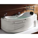 Computerized CE Certified Massage Bathtub