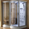 Top Luxury Acrylic Steam Sauna Room