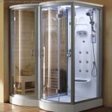 Top Luxury Acrylic Steam Sauna Room