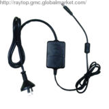 Surveillance Camera Power Supply 12V,2A,SAA approved