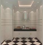 Polished Glazed Porcelain Tile, Marble Like, High Glossy