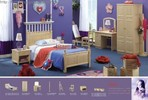 High Quality Solid Pine Wood Children Bed