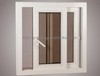 Classic UPVC Sliding Window with Handle lock